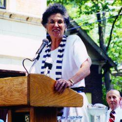 Harriett Woods, 1989